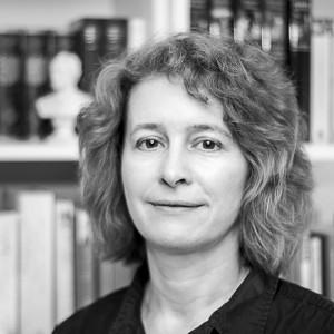 Anette Pehrsson auf einem Porträtfoto