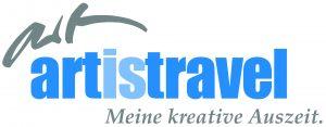 Das Logo von Artistravel.